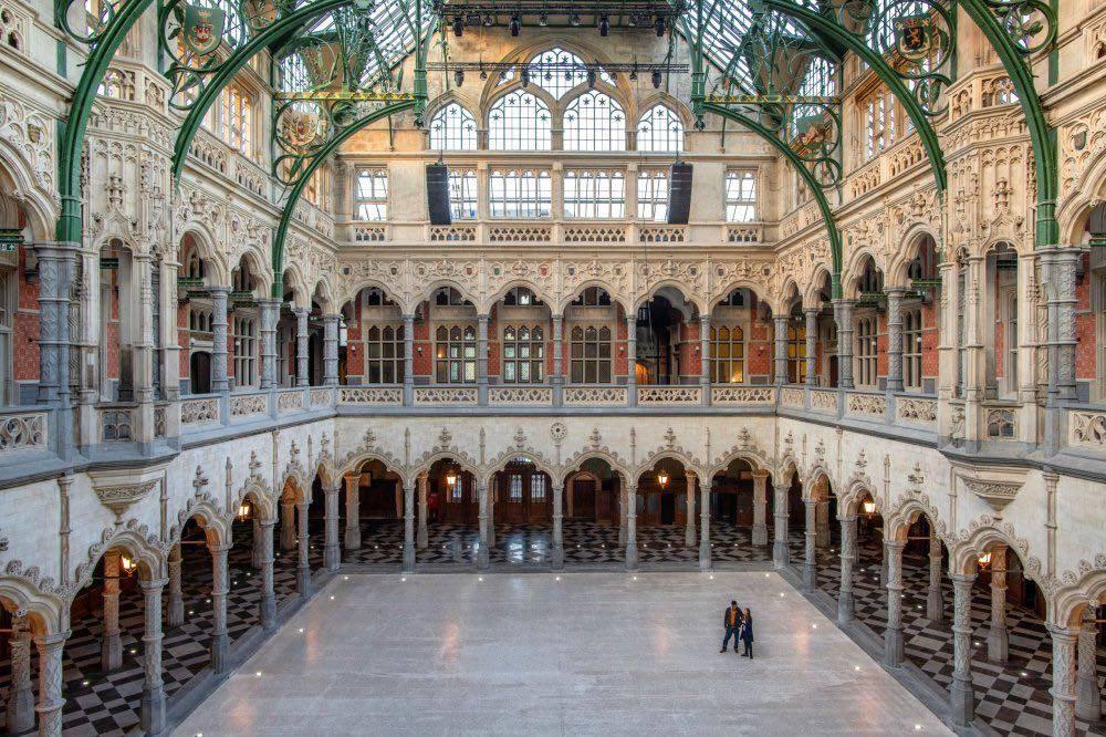 Handelsbeurs Antwerpen - Feestzaal - Trouwlocatie - Historisch - House of Weddigs - 13