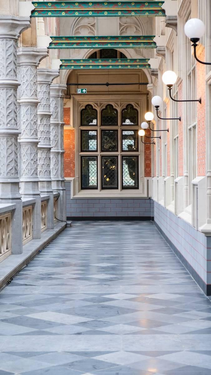Handelsbeurs Antwerpen - Feestzaal - Trouwlocatie - Historisch - House of Weddigs - 2