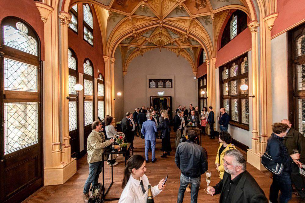 Handelsbeurs Antwerpen - Feestzaal - Trouwlocatie - Historisch - House of Weddigs - 6