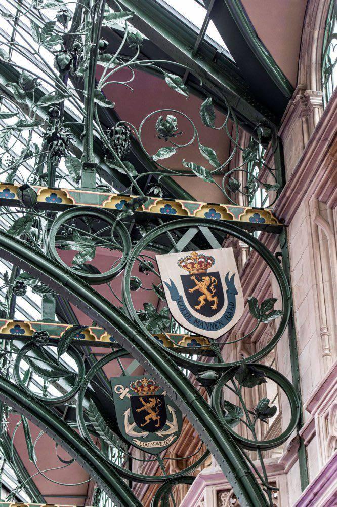 Handelsbeurs Antwerpen - Feestzaal - Trouwlocatie - Historisch - House of Weddigs - 7