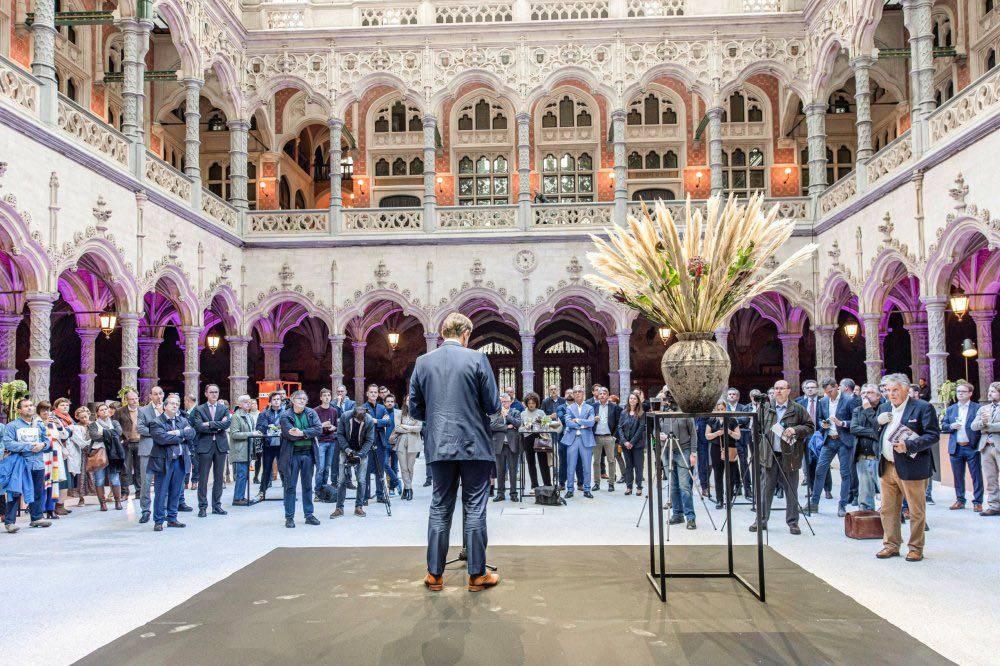 Handelsbeurs Antwerpen - Feestzaal - Trouwlocatie - Historisch - House of Weddigs - 8