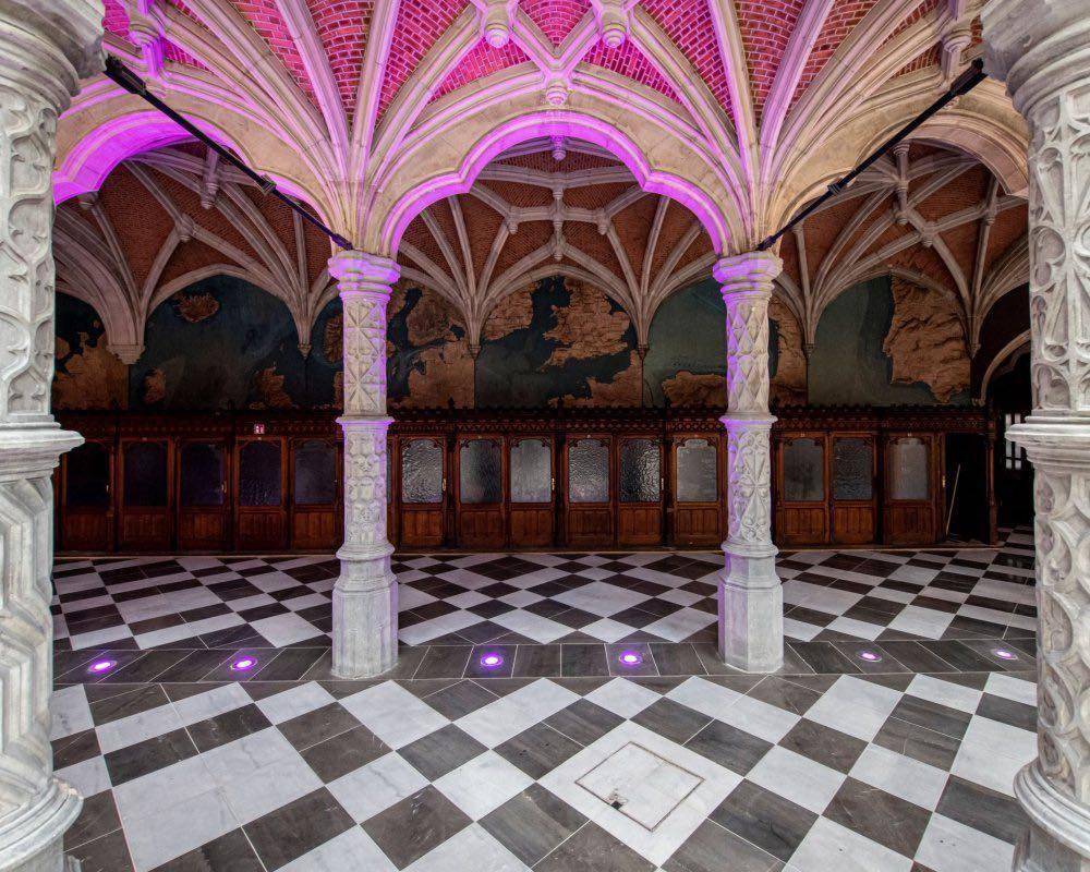 Handelsbeurs Antwerpen - Feestzaal - Trouwlocatie - Historisch - House of Weddigs - 9