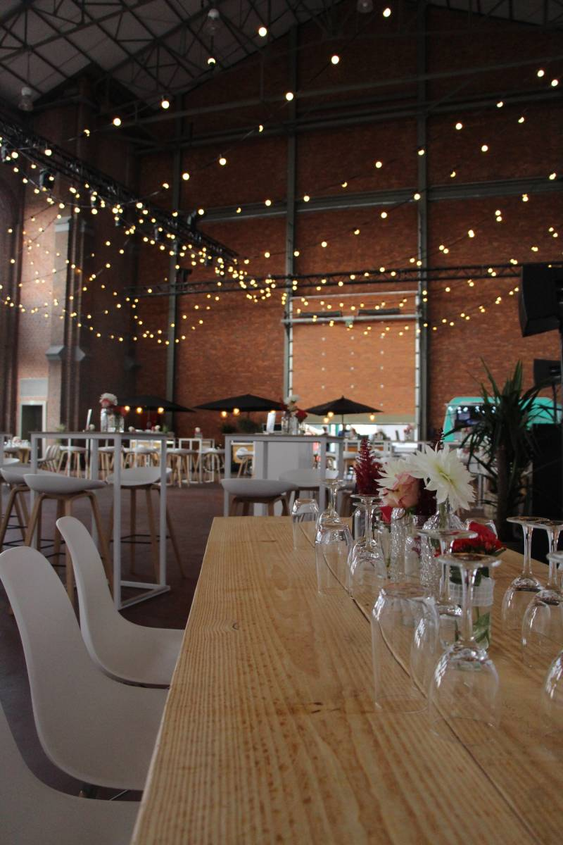 Hangar 43 - Feestzaal Oost-Vlaanderen - Industrieel - House of Weddings - 33