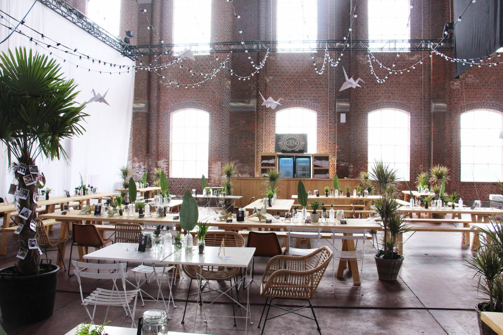 Hangar 43 - Feestzaal Oost-Vlaanderen - Industrieel - House of Weddings - 45