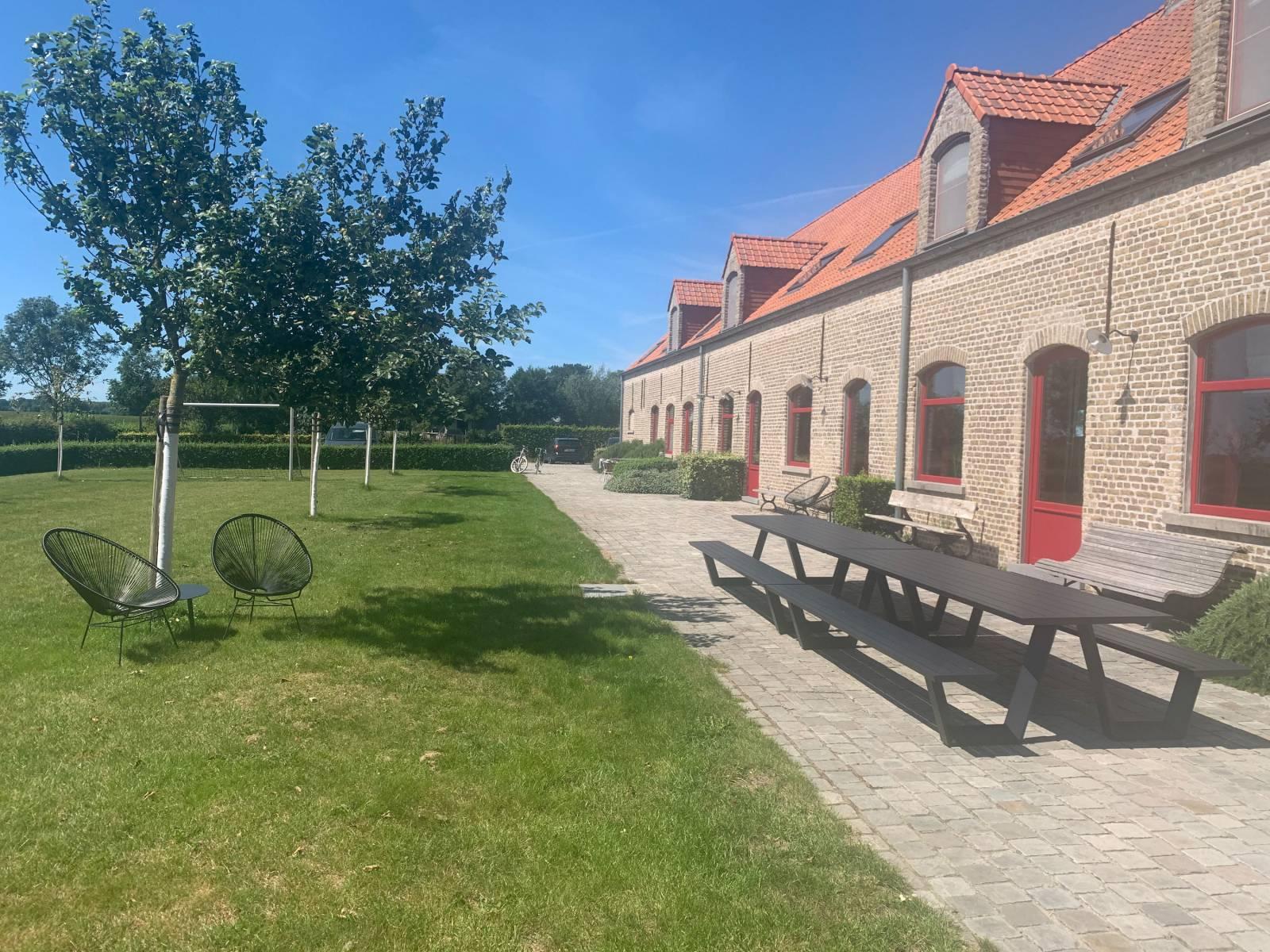 Hazegras - Feestzaal te Knokke - House of Weddings - 5