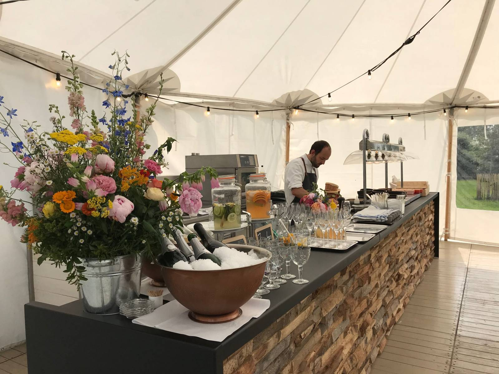 Hendrickx feesten - Catering - Traiteur - Cateraar - House of Weddings - 14