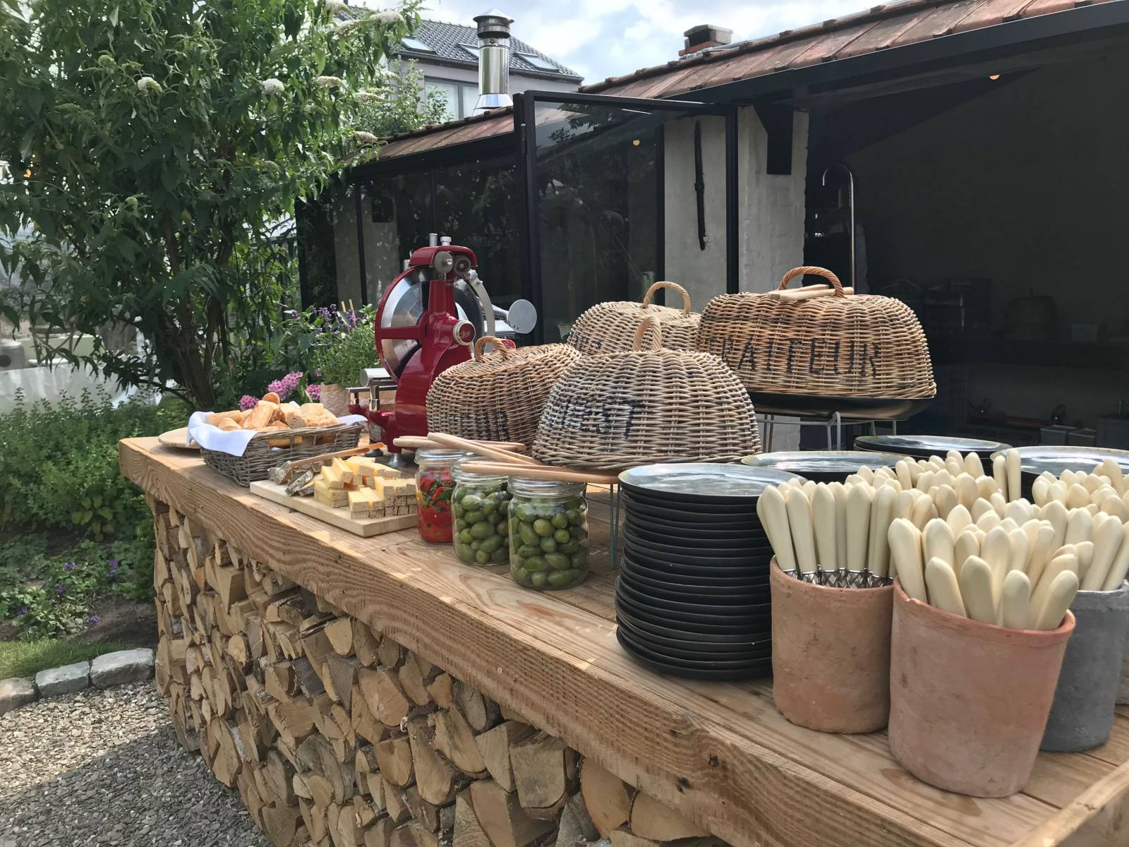 Hendrickx feesten - Catering - Traiteur - Cateraar - House of Weddings - 27