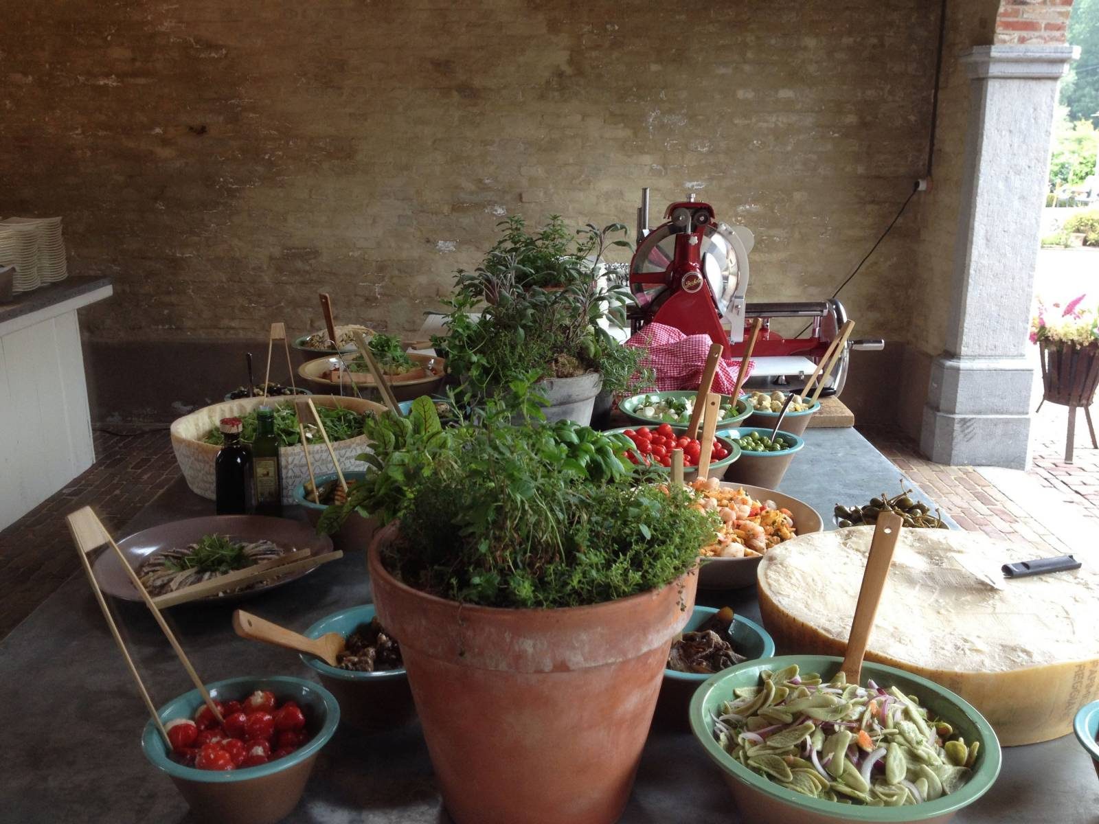 Hendrickx feesten - Catering - Traiteur - Cateraar - House of Weddings - 3