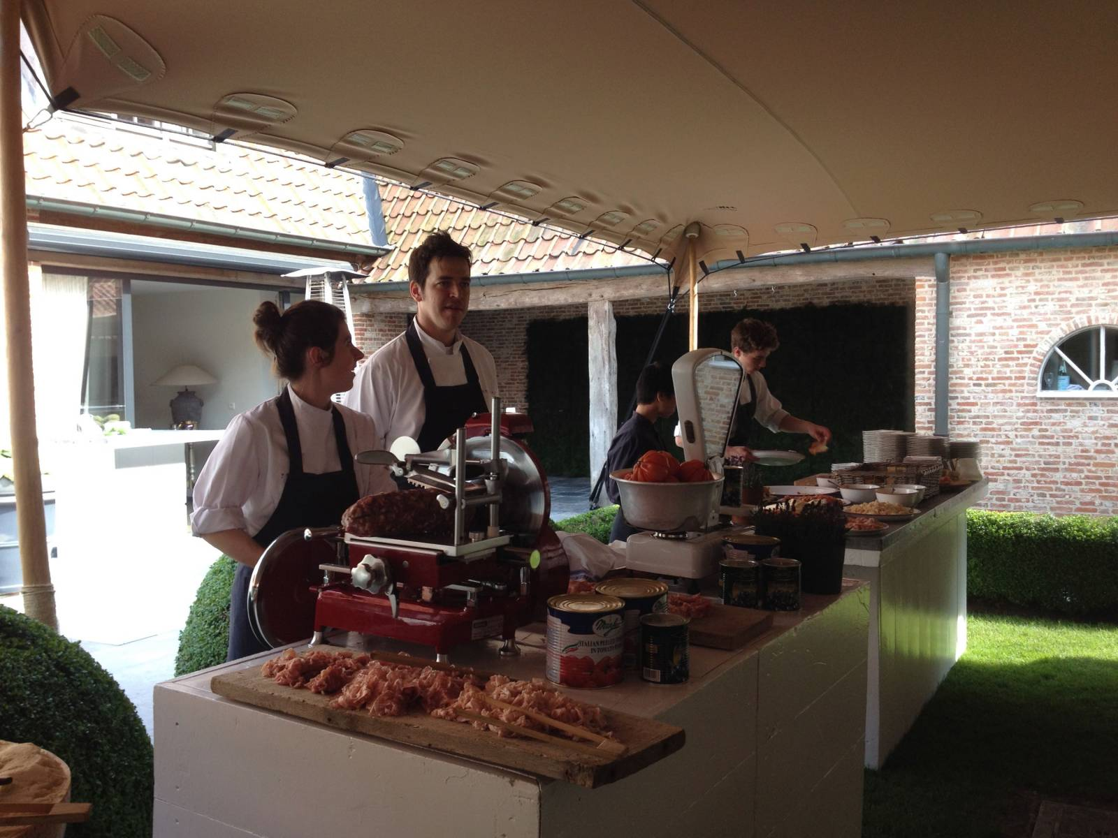Hendrickx feesten - Catering - Traiteur - Cateraar - House of Weddings - 5