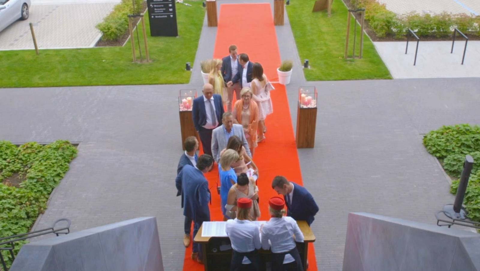 Het Bierkasteel - Feestzaal Izegem (West-Vlaanderen) - Brouwerij - Restaurant - Industrieel - House of Weddings - 13