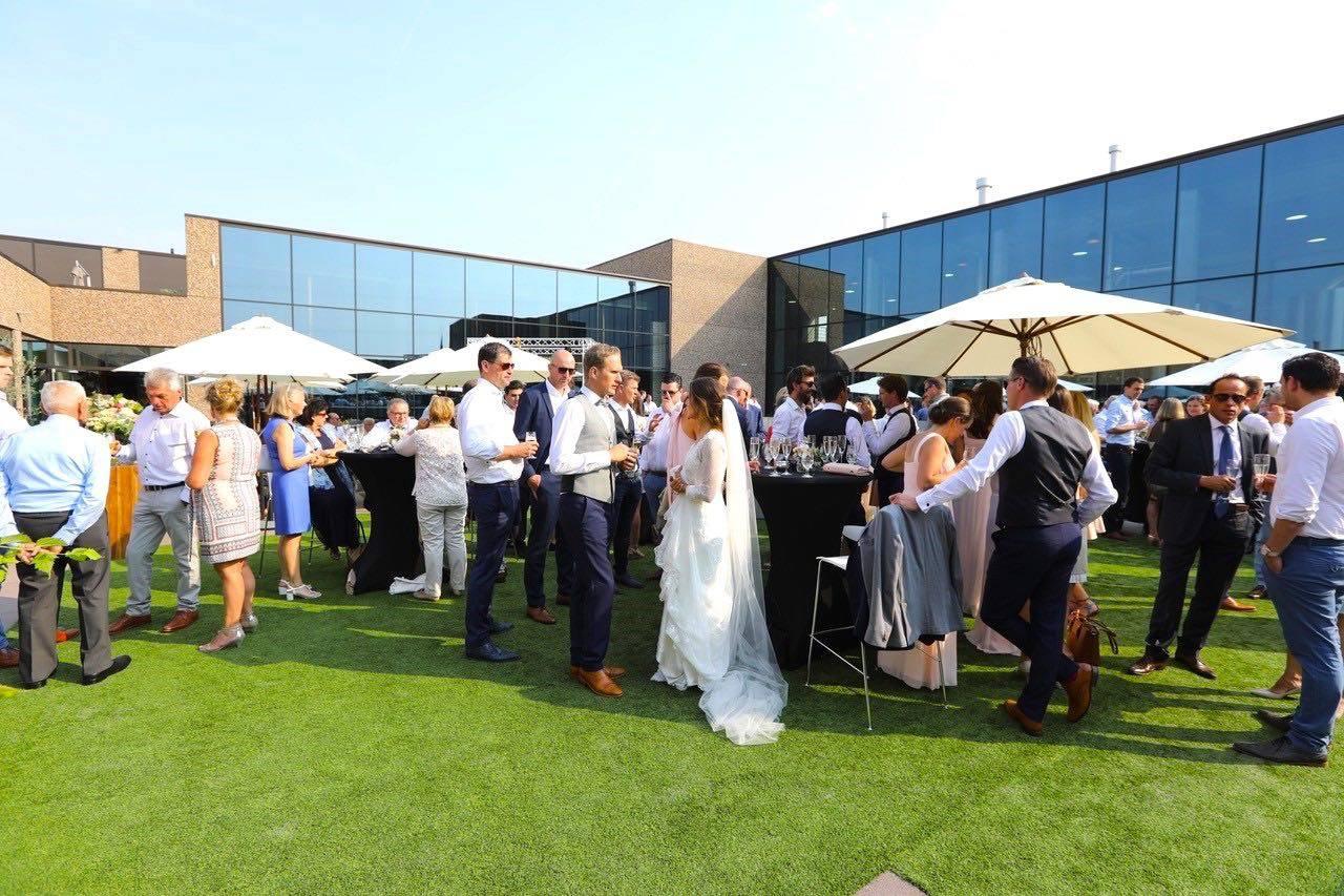Het Bierkasteel - Feestzaal Izegem (West-Vlaanderen) - Brouwerij - Restaurant - Industrieel - House of Weddings - 9