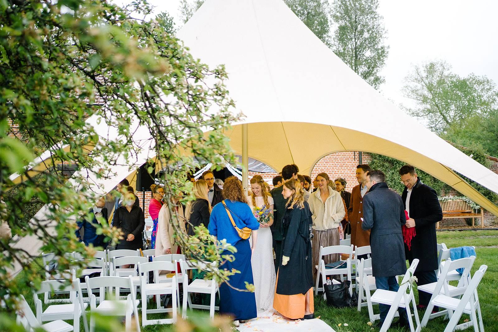 Hilde Eyckmans - Anouk&Bart - Hilde Eyckmans - ceremonie-117 - House of Weddings