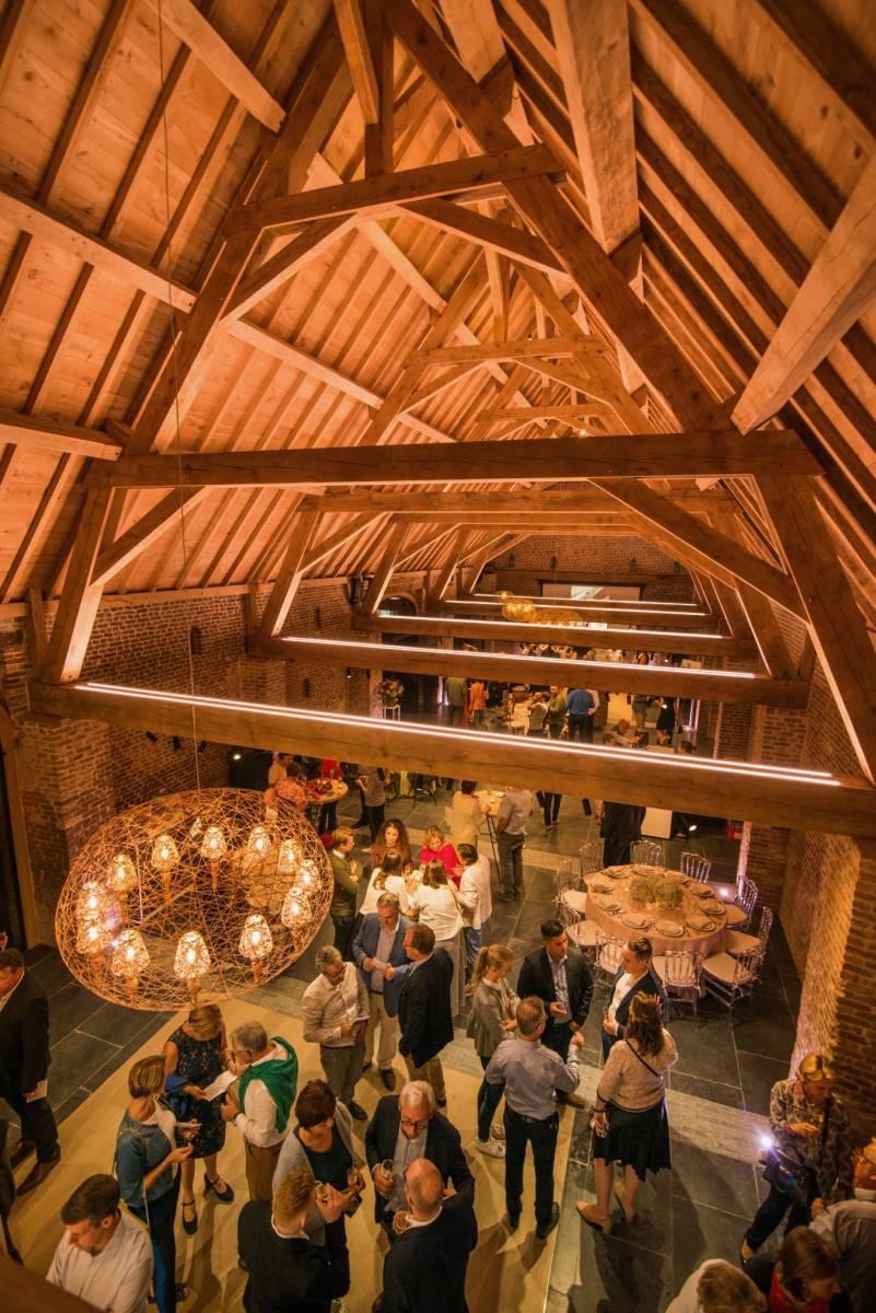 Hoeve De Blauwpoorte - Hoeve in Kortrijk - Feestzaal - Trouwzaal - House of Weddings - 16
