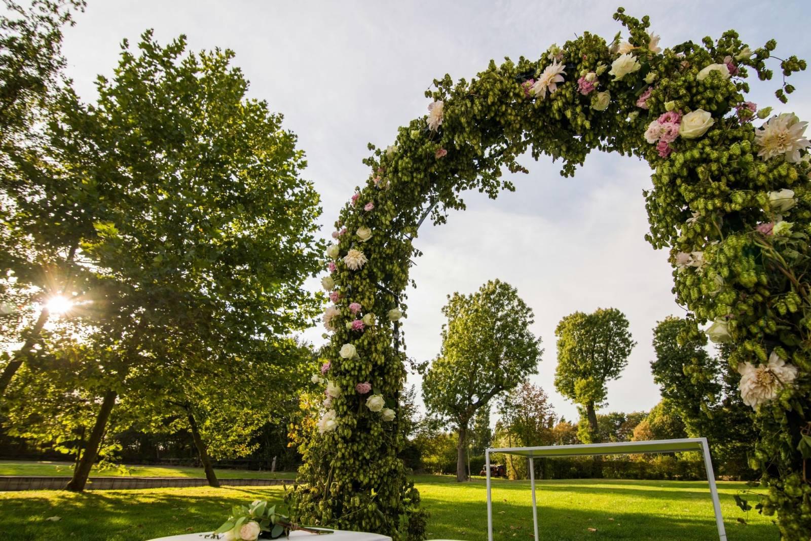 Hoeve De Blauwpoorte - Hoeve in Kortrijk - Feestzaal - Trouwzaal - House of Weddings - 3