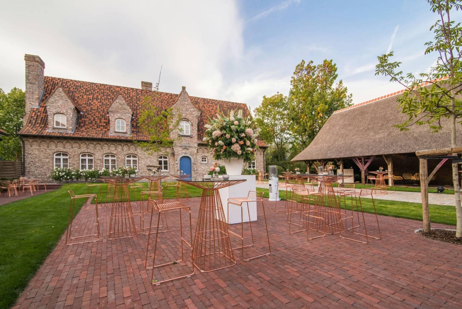 Hoeve De Blauwpoorte - Hoeve in Kortrijk - Feestzaal - Trouwzaal - House of Weddings - 6