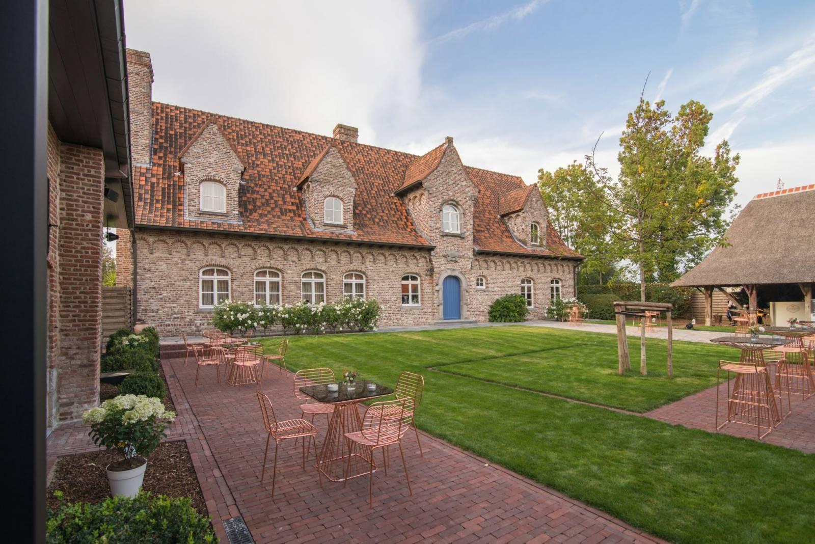 Hoeve De Blauwpoorte - Hoeve in Kortrijk - Feestzaal - Trouwzaal - House of Weddings - 7