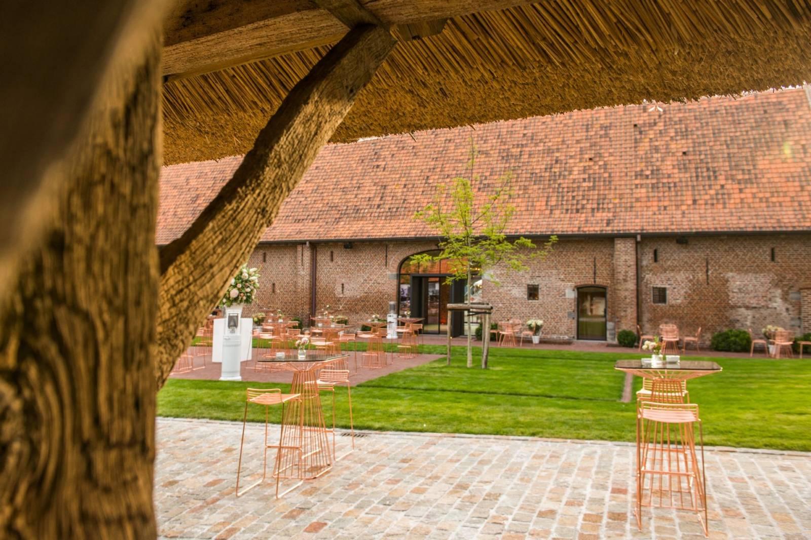 Hoeve De Blauwpoorte - Hoeve in Kortrijk - Feestzaal - Trouwzaal - House of Weddings - 9
