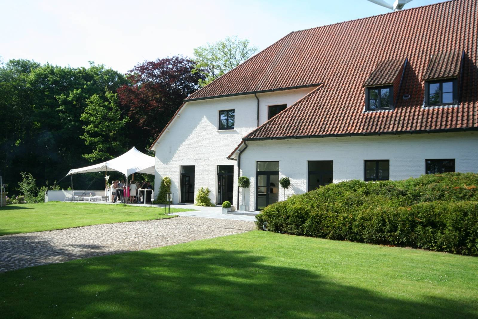 Hof Ten Laere - House of Weddings  - 23