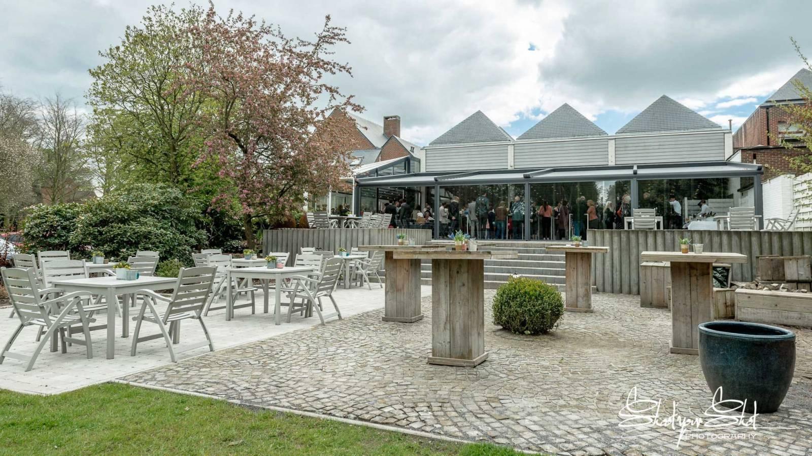Hof ter Delft - Feestzaal te Ekeren -  House of Weddings - 10