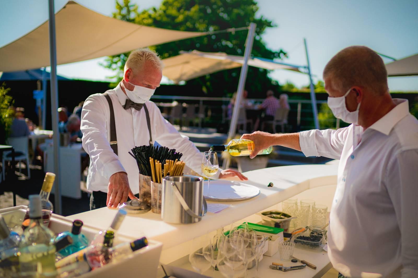 Hof ter velde - Catering - House Of Weddings - 22
