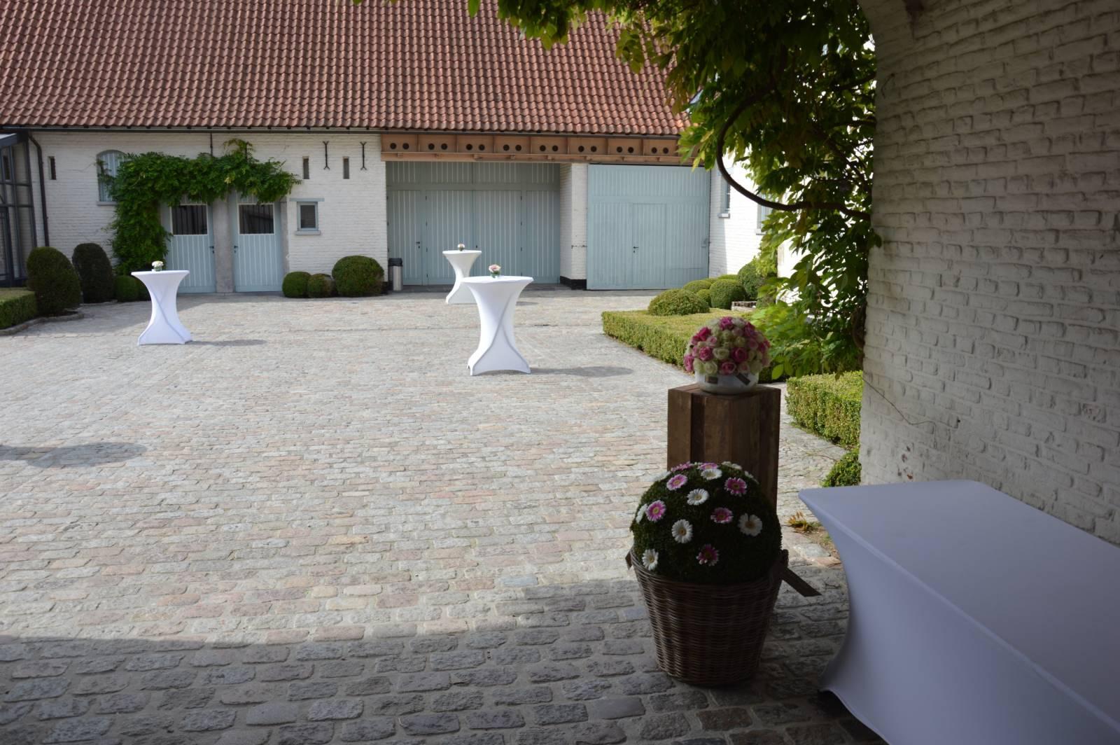 Hof van Nassau - Feestzaal te Oost-Vlaanderen – House of Weddings - 4