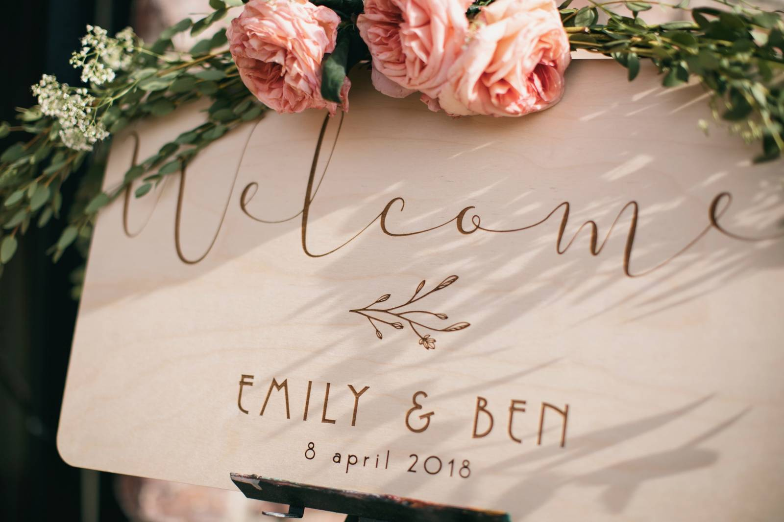HOSHII - weddingdetails - lasercutting - Decoratie - House of Weddings - 29