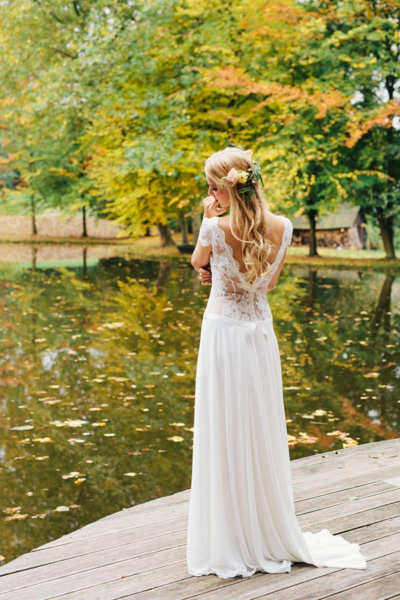House of Weddings Charline Verbeken Trouwjurk Bruidsjurk Couture Trouwkleed Trouwen Huwelijk Mariage  (12)