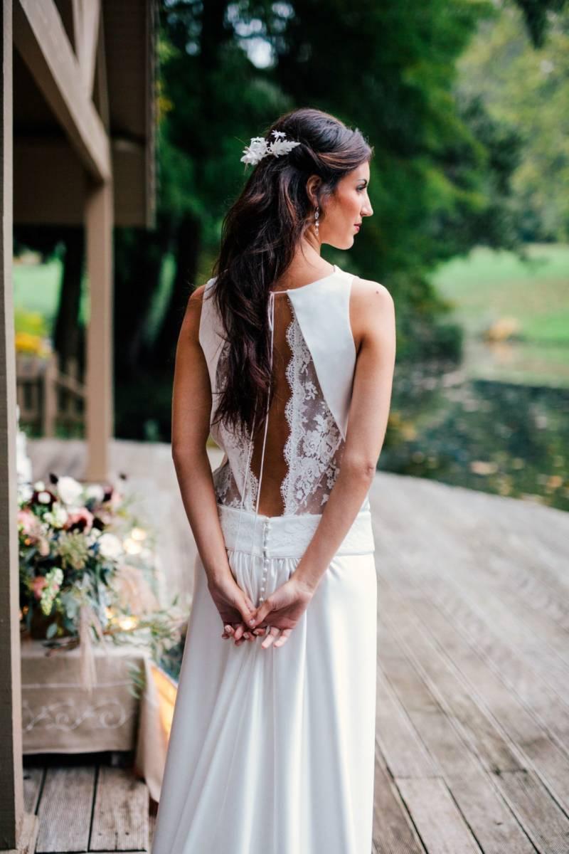 House of Weddings Charline Verbeken Trouwjurk Bruidsjurk Couture Trouwkleed Trouwen Huwelijk Mariage  (2)
