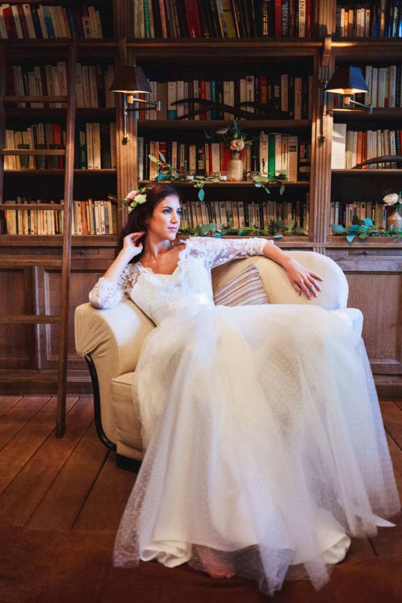 House of Weddings Charline Verbeken Trouwjurk Bruidsjurk Couture Trouwkleed Trouwen Huwelijk Mariage  (20)