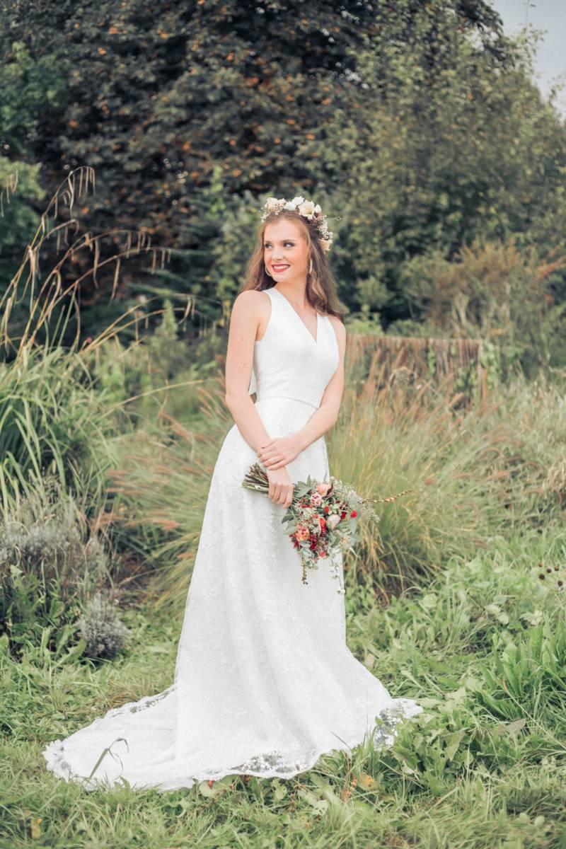 House of Weddings Charline Verbeken Trouwjurk Bruidsjurk Couture Trouwkleed Trouwen Huwelijk Mariage  (29)