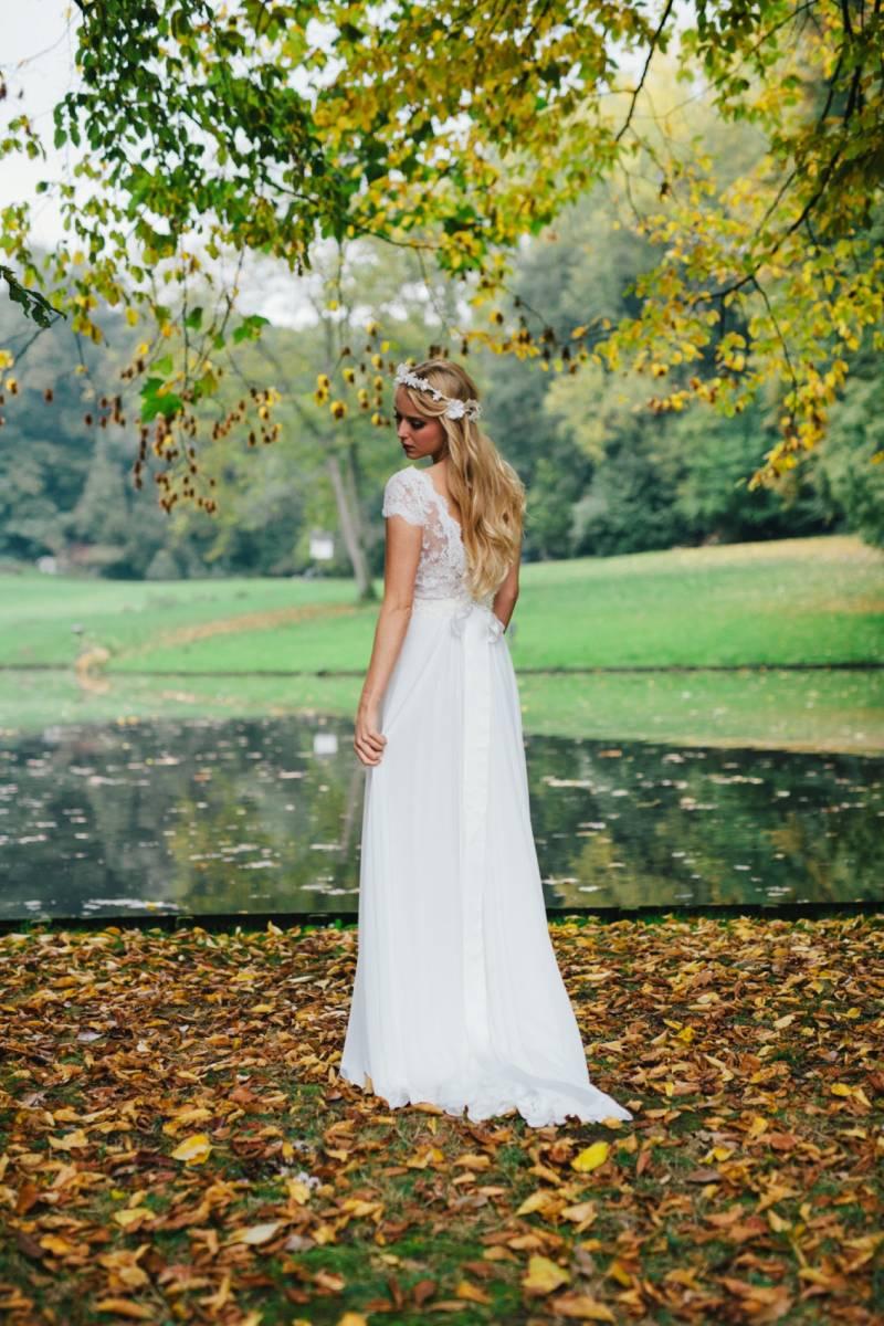 House of Weddings Charline Verbeken Trouwjurk Bruidsjurk Couture Trouwkleed Trouwen Huwelijk Mariage  (4)