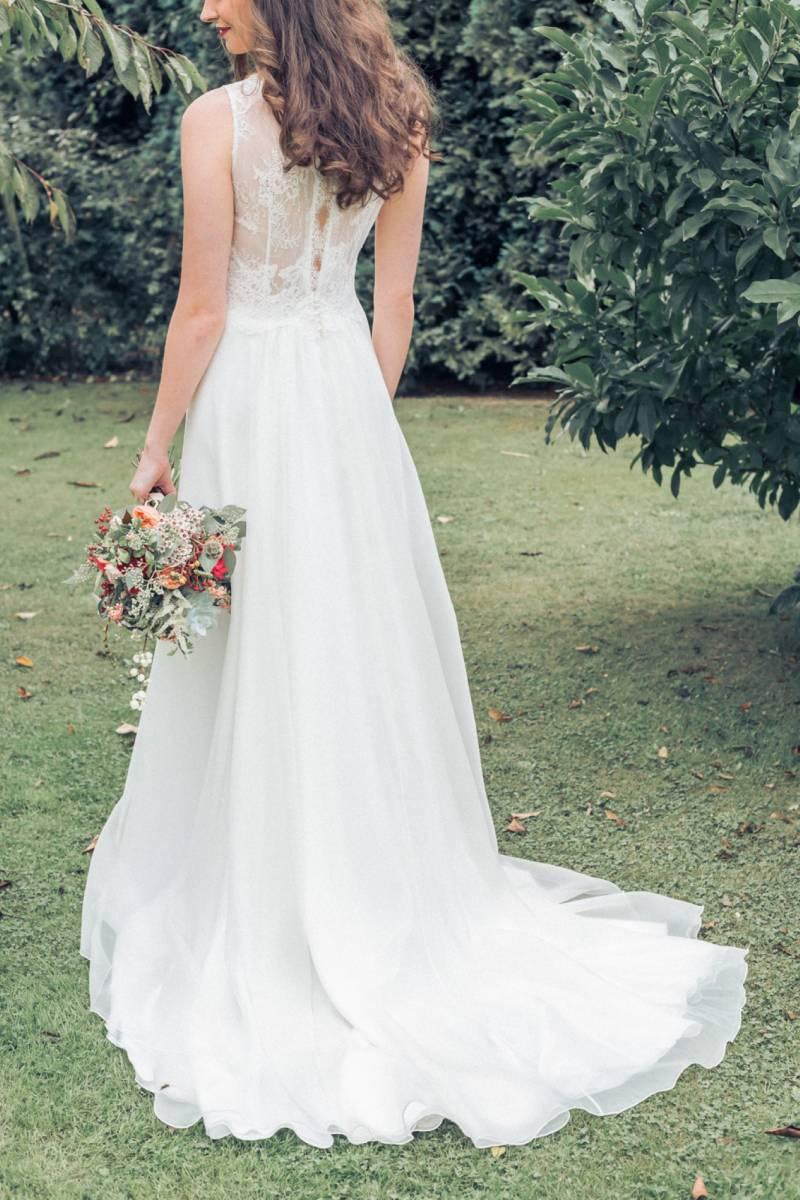 House of Weddings Charline Verbeken Trouwjurk Bruidsjurk Couture Trouwkleed Trouwen Huwelijk Mariage  (40)