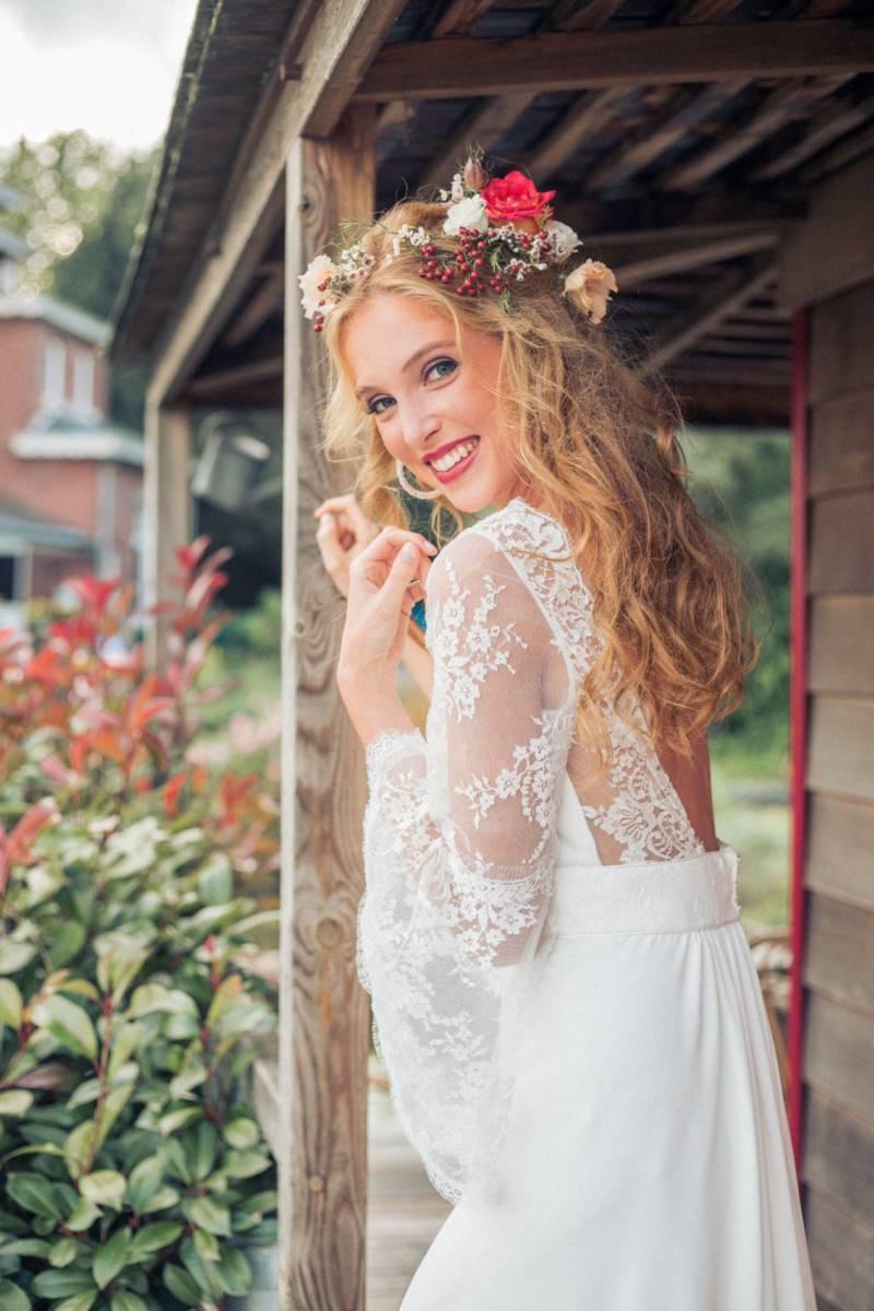 House of Weddings Charline Verbeken Trouwjurk Bruidsjurk Couture Trouwkleed Trouwen Huwelijk Mariage  (41)