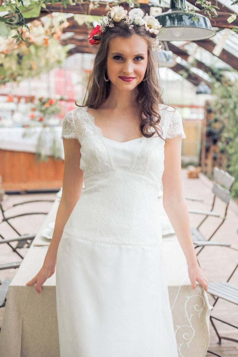 House of Weddings Charline Verbeken Trouwjurk Bruidsjurk Couture Trouwkleed Trouwen Huwelijk Mariage  (46)