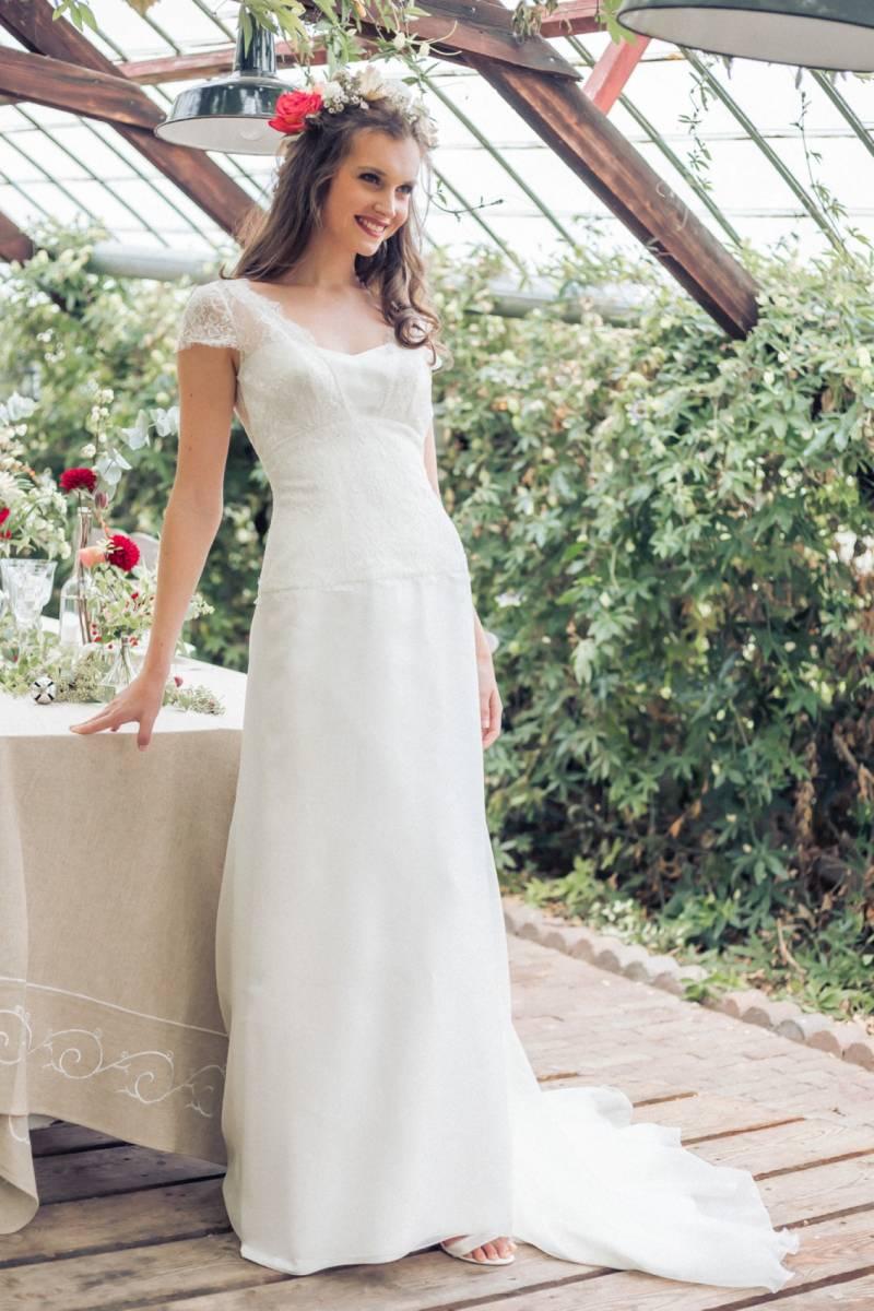 House of Weddings Charline Verbeken Trouwjurk Bruidsjurk Couture Trouwkleed Trouwen Huwelijk Mariage  (48)