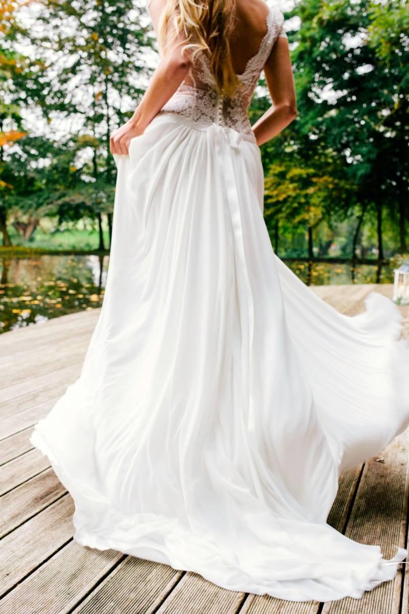 House of Weddings Charline Verbeken Trouwjurk Bruidsjurk Couture Trouwkleed Trouwen Huwelijk Mariage  (9)
