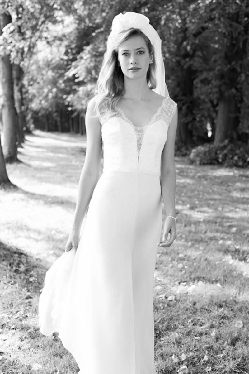 House of Weddings Dianna David Bruidsjurk Trouwjurk Bruidsmode Ontwerper Op Maat Brussel Couture (14) (Custom)