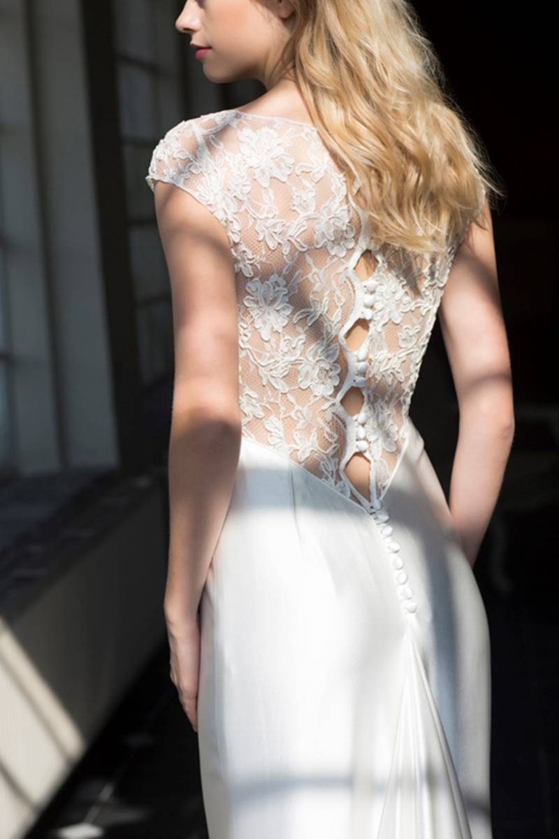 House of Weddings Dianna David Bruidsjurk Trouwjurk Bruidsmode Ontwerper Op Maat Brussel Couture (31) (Custom)