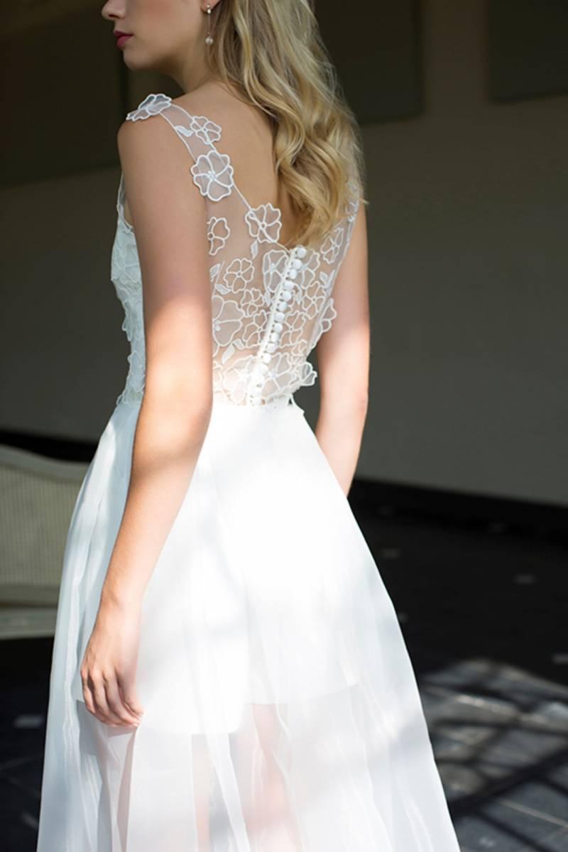 House of Weddings Dianna David Bruidsjurk Trouwjurk Bruidsmode Ontwerper Op Maat Brussel Couture (5) (Custom)
