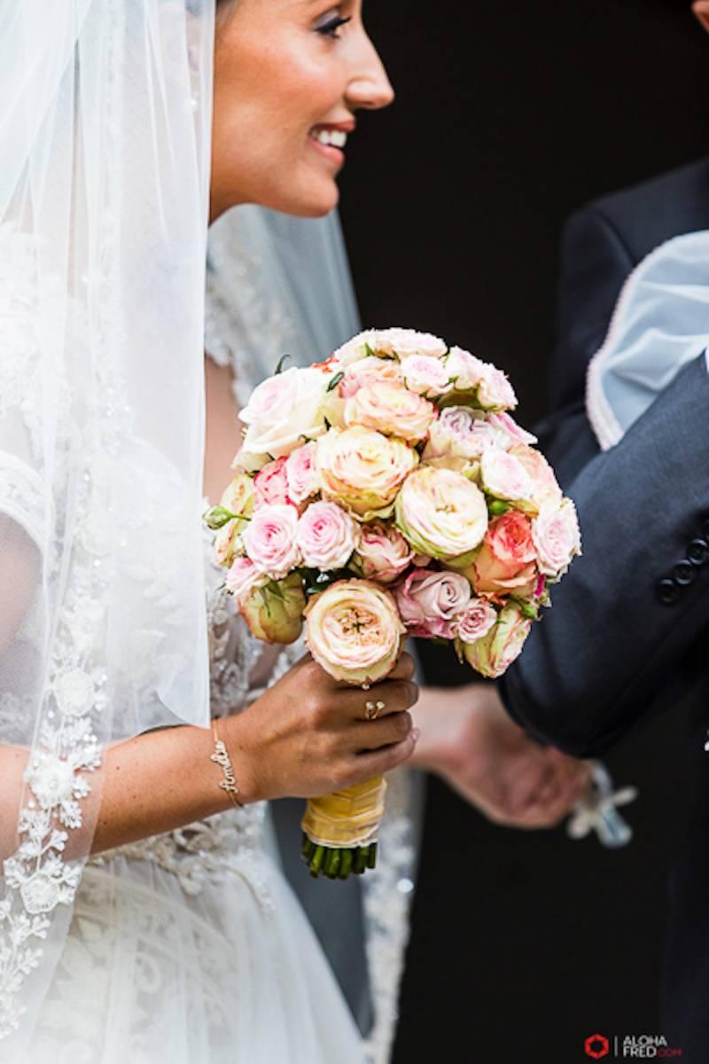 House of Weddings Frederiek van Pamel Bloemen huwelijk 1