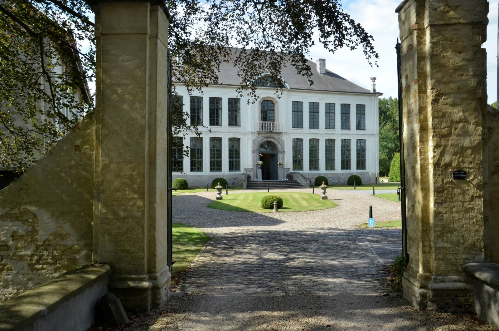 House of Weddings Kasteel Te Lake Feestzaal Oost-Vlaanderen Catering Ceremonie Zulte Gent (30)