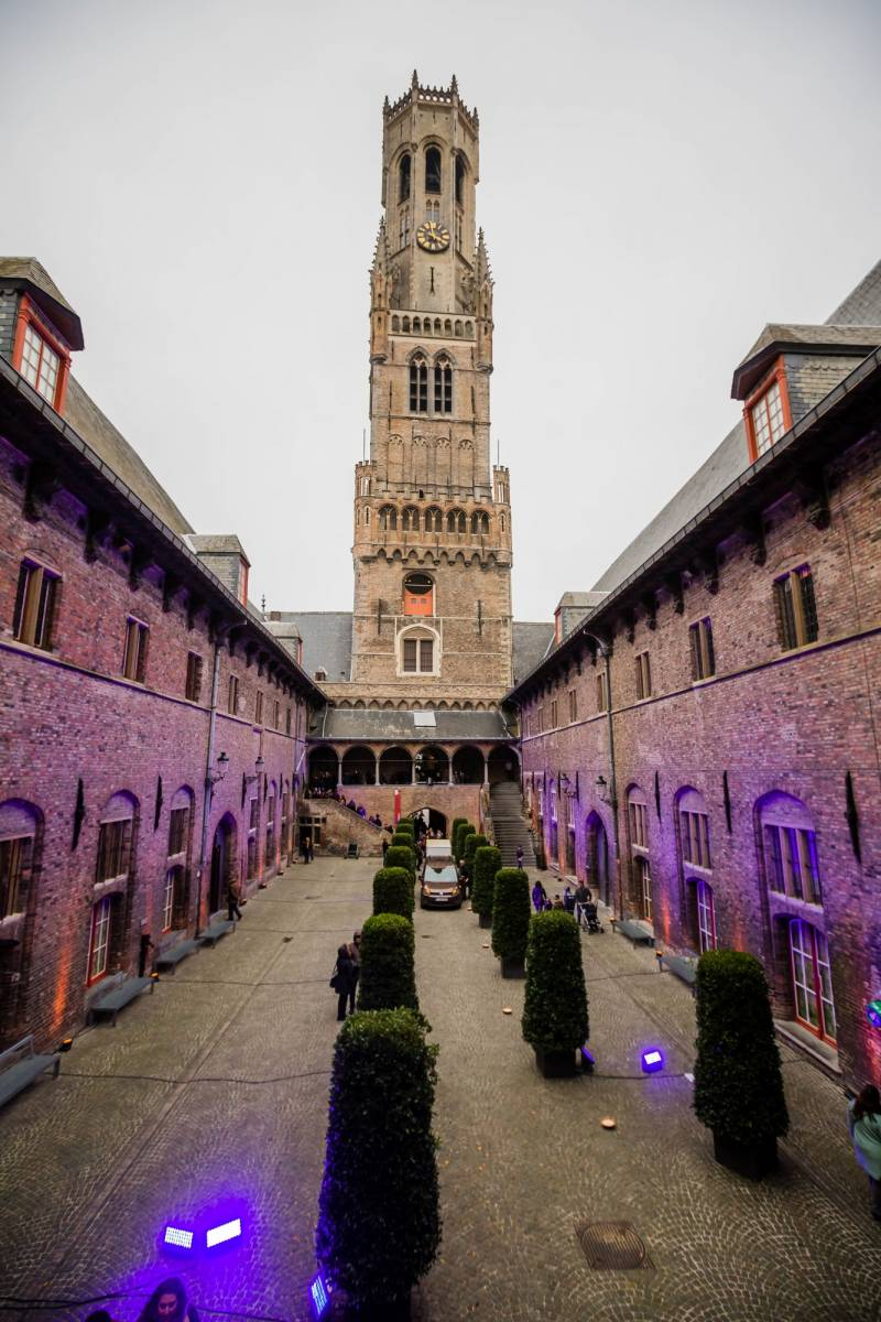 House of Weddings Lauretum verhuur verkoop laurier planten ceremonie kerk decoratie stying (5)