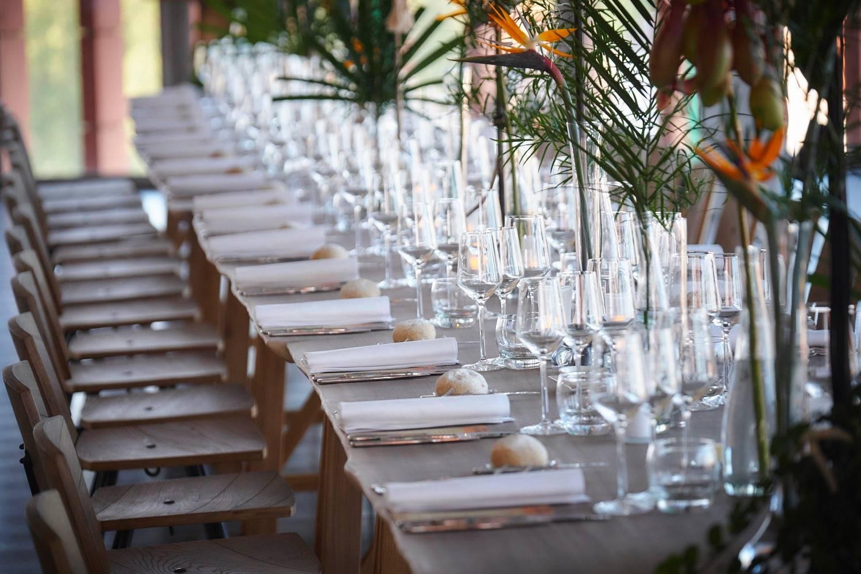 Houtambacht - Eiken Stamtafel - Decoratie - Verhuur materiaal - Huwelijk Trouw Bruiloft - House of Weddings - 7
