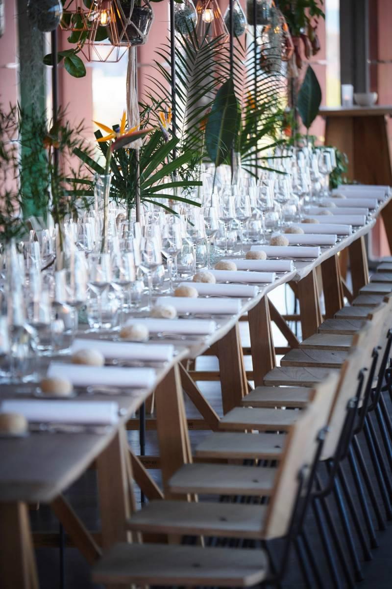 Houtambacht - Eiken Stamtafel - Decoratie - Verhuur materiaal - Huwelijk Trouw Bruiloft - House of Weddings - 8