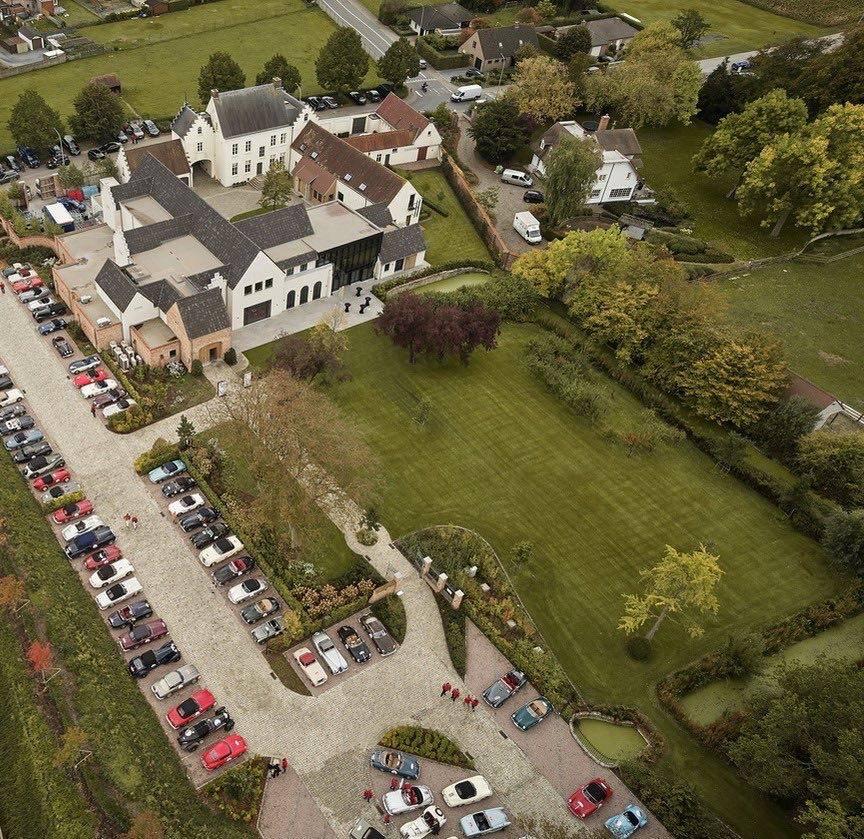 Hove van Herpelgem - Feestzaal Kluisbergen - Trouwzaal - House of Weddings - 10