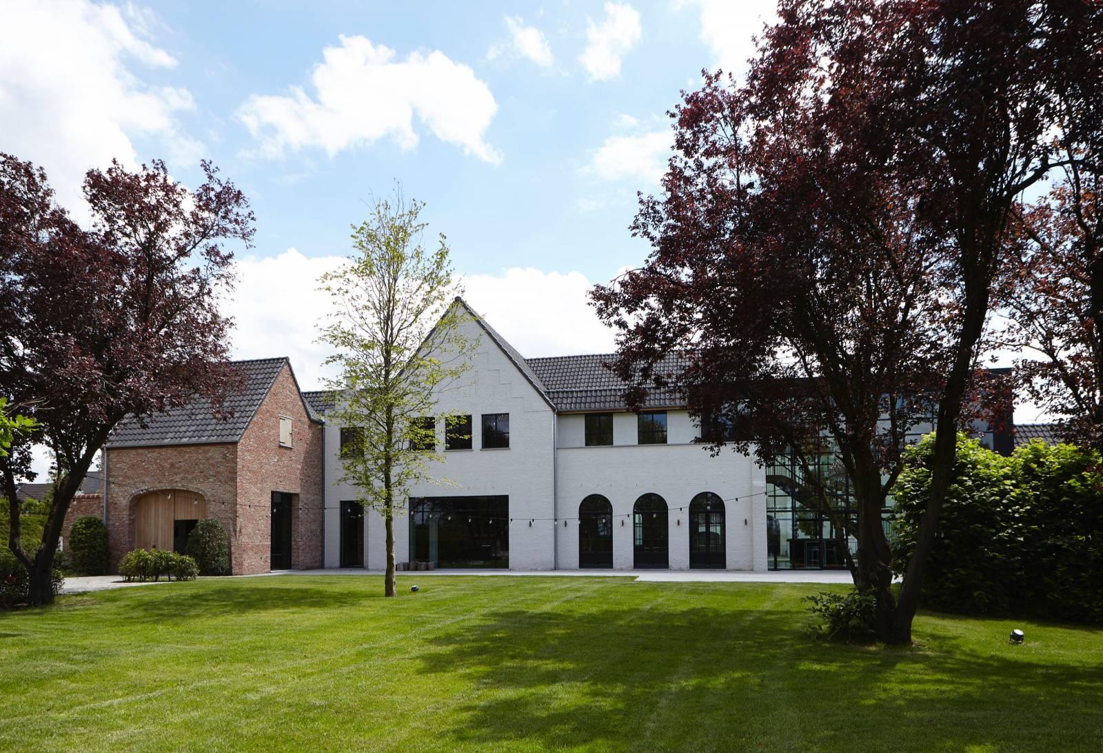 Hove van Herpelgem - Feestzaal Kluisbergen - Trouwzaal - House of Weddings - 13