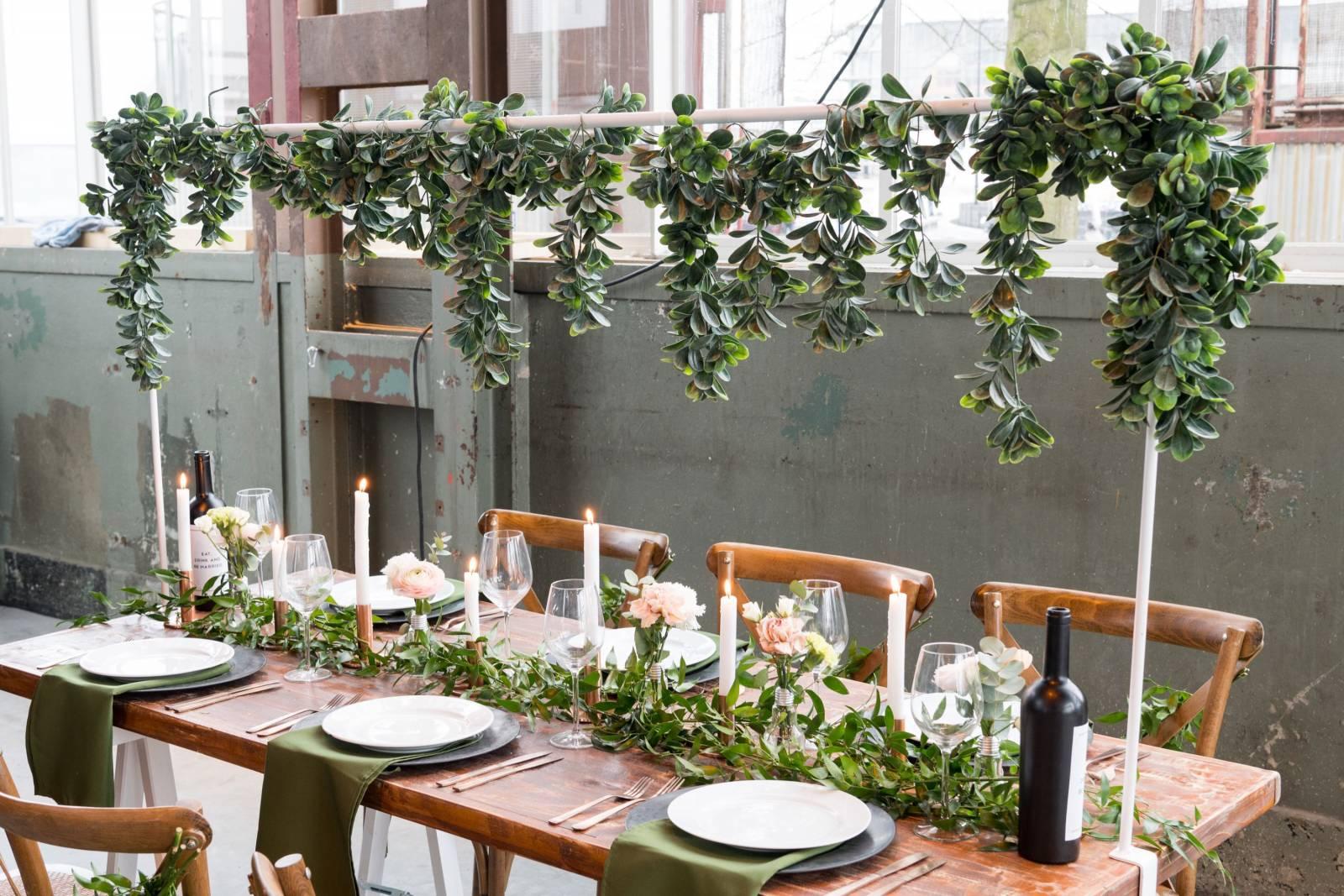 In Style Styling & Decoraties - Trouwdecoratie - Verhuurbedrijf - Wedding Design - House of Weddings - 13