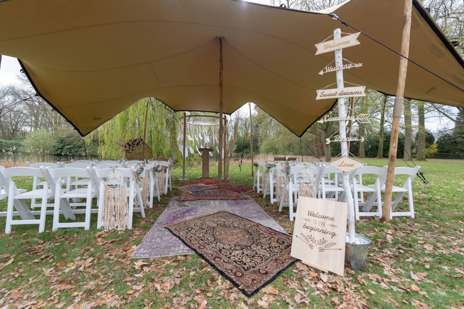 In Style Styling & Decoraties - Trouwdecoratie - Verhuurbedrijf - Wedding Design - House of Weddings - 21