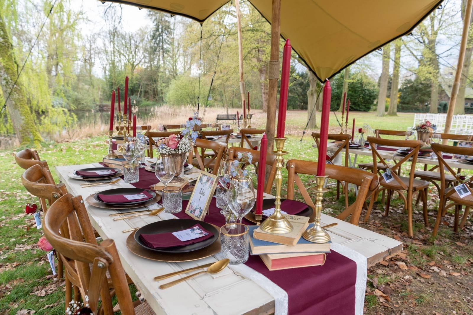 In Style Styling & Decoraties - Trouwdecoratie - Verhuurbedrijf - Wedding Design - House of Weddings - 22