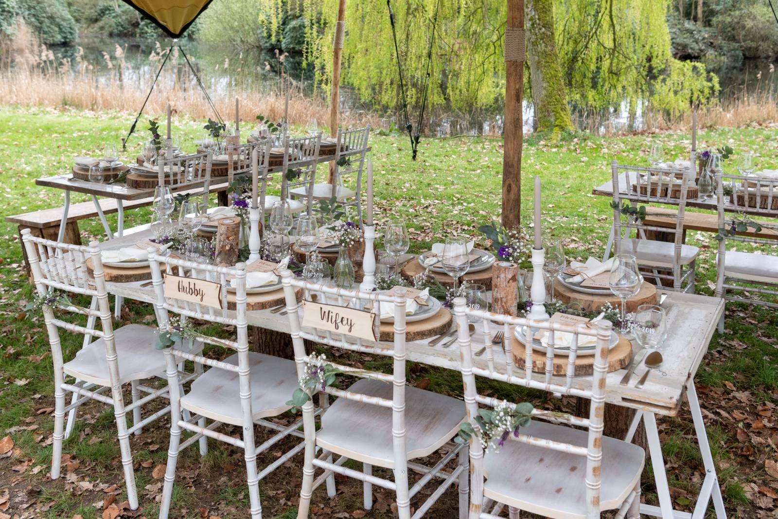 In Style Styling & Decoraties - Trouwdecoratie - Verhuurbedrijf - Wedding Design - House of Weddings - 23